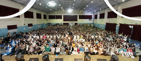Providence Church Korea Gathers