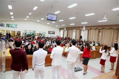 Providence Church Korea Praise and Service