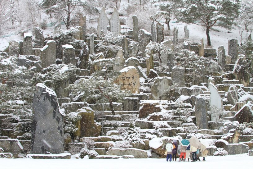 The Natural Temple Wolmyeongdong